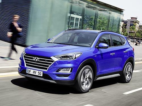 На Hyundai Tucson стартовал месяц выгодных цен - Hyundai