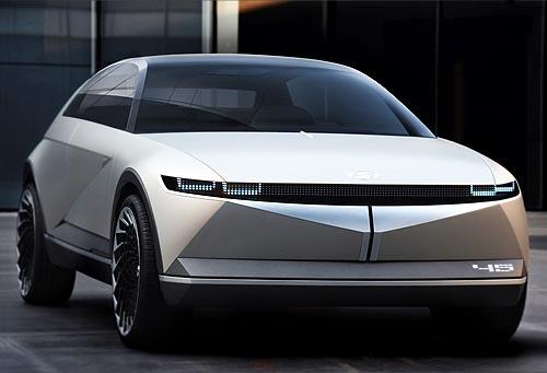 Hyundai Sonata и SUV-концепт «45» получили премии iF Design Award-2020