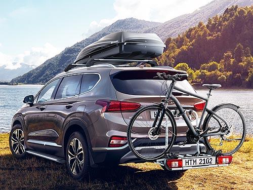 Стартовала весенняя распродажа оригинальных аксессуаров для автомобилей Hyundai