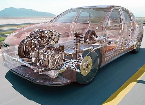 Hyundai представляет новое поколение двигателей CVVD