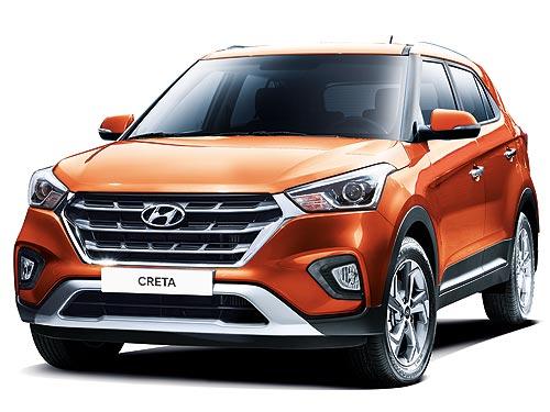 В Украине стартуют продажи новой Hyundai Creta