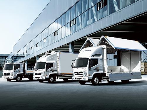 Hyundai в Украине запускает грузовой Trade-in