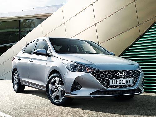 В Украине стартуют продажи нового Hyundai Accent