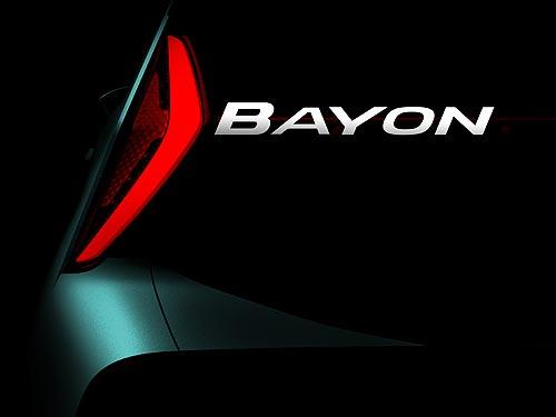 Стало известно название нового кроссовера Hyundai
