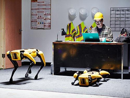 Для чего Hyundai купил производителя роботов Boston Dynamics - Hyundai