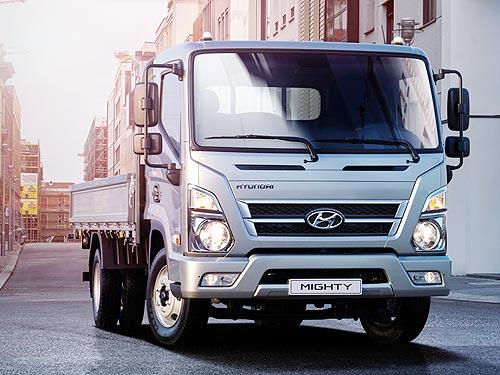 На украинский рынок вышел новый грузовик Hyundai ЕХ-8 (Mighty) - Hyundai