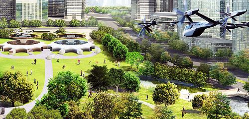 Каким будет городской транспорт будущего. Видение Hyundai