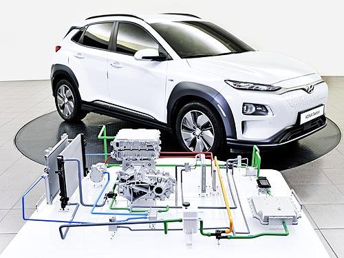 В Hyundai придумали, как повысить эффективность электромобилей
