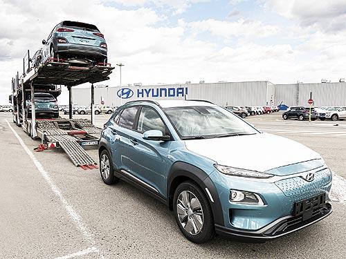Самые популярные электромобили в Украине в 2021 году - электромоб