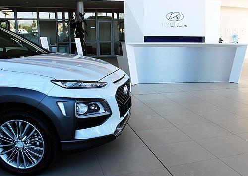 Во Львове открылся еще один официальный дилерский центр Hyundai - Hyundai