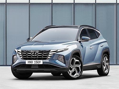 Стало известно, когда новый Hyundai Tucson появится в Украине. Подробности о новинке
