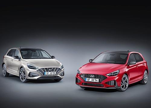 Официальные подробности о новом Hyundai i30