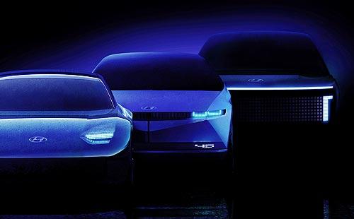 Hyundai запускает суббренд для электрокаров
