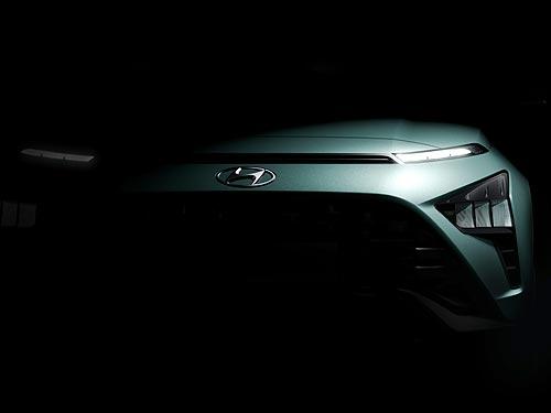 Hyundai представит самый компактный кроссовер в линейке - Hyundai