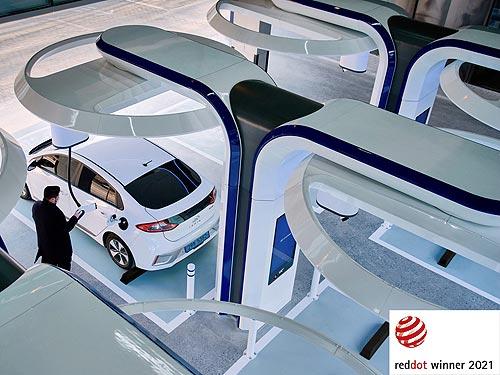 Hyundai получил 17 наград Red Dot Award 2021 - Hyundai