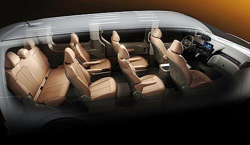 В Украине объявлены цены и стартовали продажи Hyundai STARIA - Hyundai