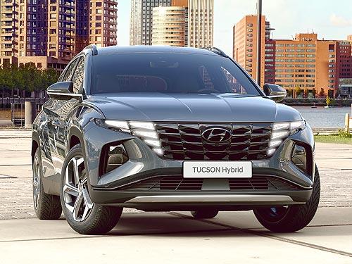 Объявлены цены на новый Hyundai Tucson в Украине