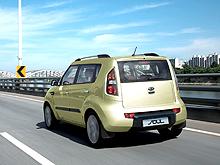 Новый KIA Soul будет продаваться в Украине уже в 2009 году - KIA