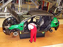Завод KIA в Словакии установил рекорд производства