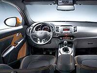 Новый КІА Sportage получил высшие оценки безопасности Top Safety Pick - KIA