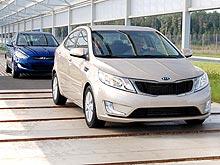 В январе продажи новых авто в России выросли на 20%, в Украине - на 13,5%