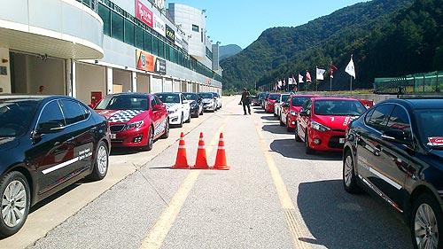 Как создают автомобили KIA. Репортаж с завода в Корее