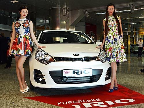 На автомобили Kia Rio 2016 года выпуска действует горячее предложение - Kia