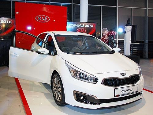 В «Автоцентре на Харьковском» действует выгодное ценовое предложение на KIA - KIA
