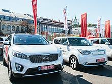 На Kia 2016 года производства установлены специальные весенние цены