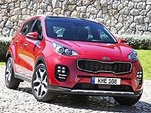 Лидер украинского рынка Kia Sportage доступен по специальной цене от 499 000 грн.