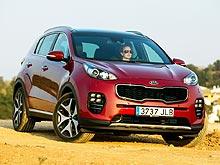 Цены на Kia Sportage и Kia ceed стали еще выгоднее