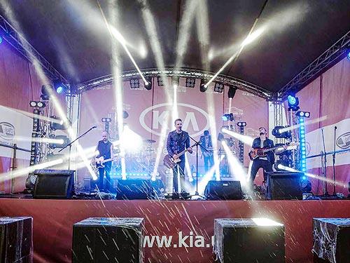 В Одессе прошел первый этап Kia Драйв Тур 2017 - Kia