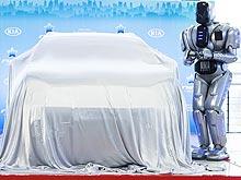 Kia продемонстрирует в Киеве гибридный Niro и электромобиль Soul EV