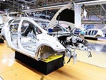Украинские менеджеры по продажам посетили завод Kia в Словакии