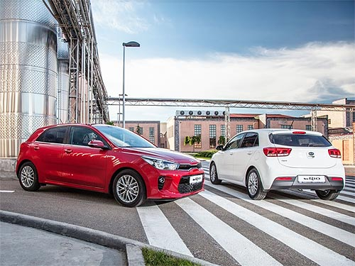 Первые впечатления от нового Kia Rio: легкое послевкусие - Kia