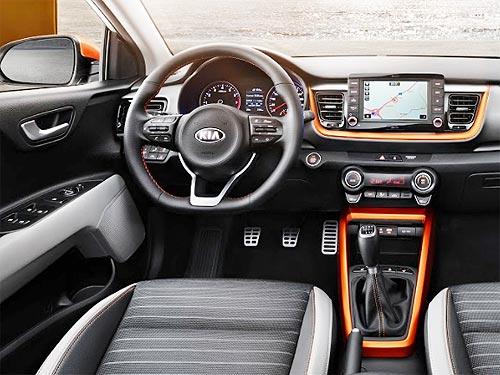В сентябре стартует производство Kia Stonic для украинского рынка - Kia