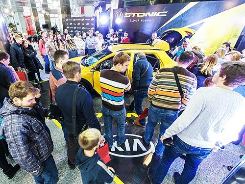 Спрос на новый Kia Stonic превзошёл ожидания: заказы принимаются уже на март 2018 г. - Kia