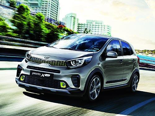 Украинские продажи нового Kia Picanto стартуют в апреле - Kia