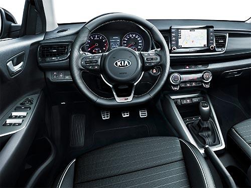 У хэтчбека Kia Rio появится «горячая» версия GT-Line - Kia