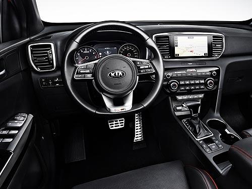 Рестайлинговый Kia Sportage появится в Украине осенью 2018 года. Подробности о новинке - Kia