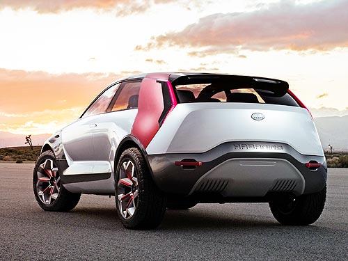Kia показала свое видение будущего электромобиля - Kia
