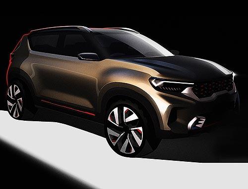 Kia готовит новый компактный SUV. Пока не для Европы