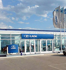 В августе в России продажи авто выросли на 32%