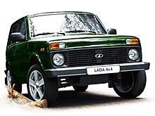 LADA 4х4 получила модернизированную подвеску - LADA