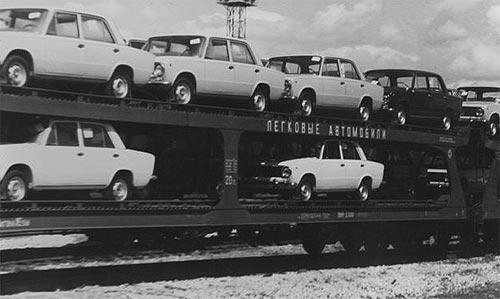 Золотая «копейка» советского автопрома: Неизвестные факты о ВАЗ 2101
