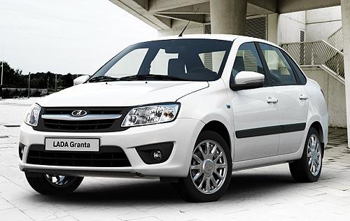 После длительного перерыва в Украине возобновились продажи официальных LADA Granta - LADA
