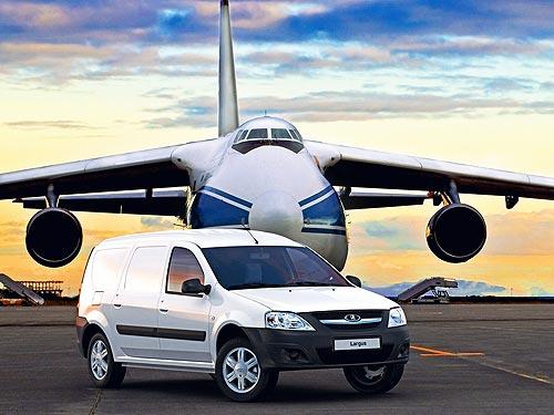 ВАЗ Ларгус фургон c кондиционером теперь доступен за 264 900 грн. - ВАЗ