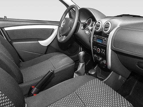 Покупатели ВАЗ Ларгус фургон получают кондиционер в подарок - ВАЗ