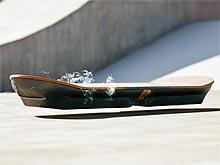 Lexus создал летающую доску из фильма «Назад в будущее». Видео