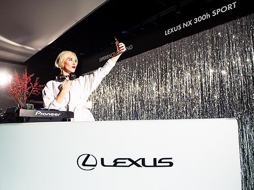 Lexus провел яркое мероприятие для клиентов и партнеров «The Year of Amazing» - Lexus